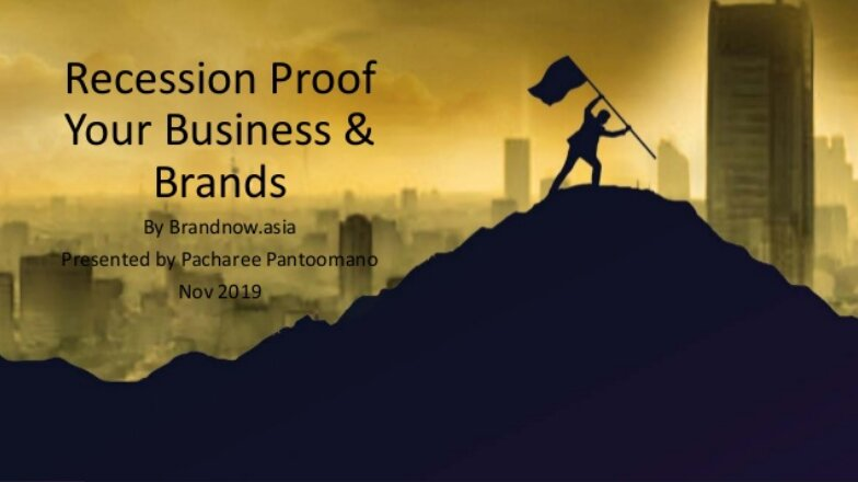 Brandnow.asia: Recession proof your business and brands